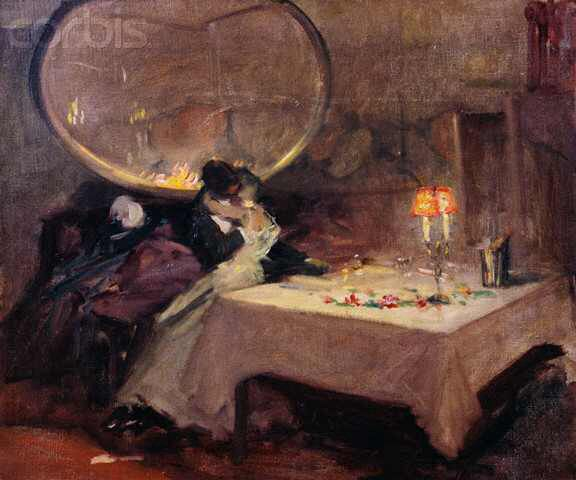 Midnight At Maxim S By Jean Louis Forain Art Art And Architecture Fine Art Painting