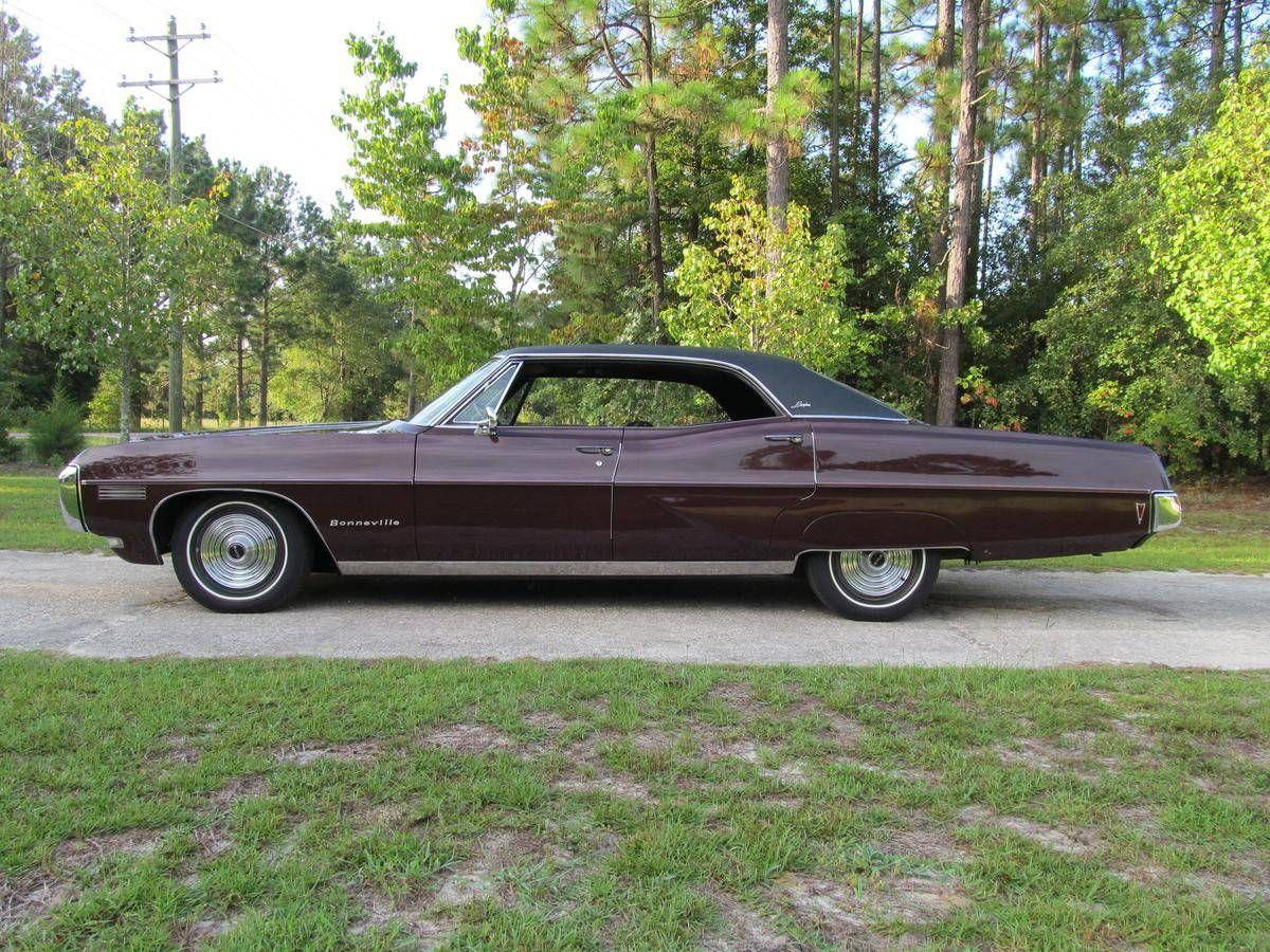 1968 Pontiac Bonneville Brougham For Sale Hemmings Motor News