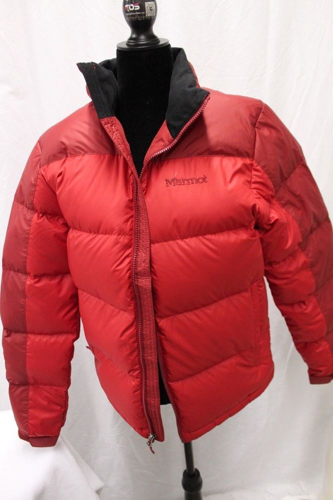 Marmot Ouray Guides 700 Down Fill Coat Jacket Waterproof MSRP 225 Mens NEW Puffer
