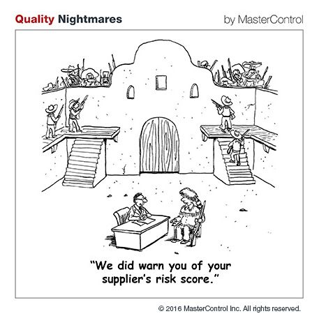 Pin by MasterControl on Quality Management Cartoons Pinterest - quality management plan