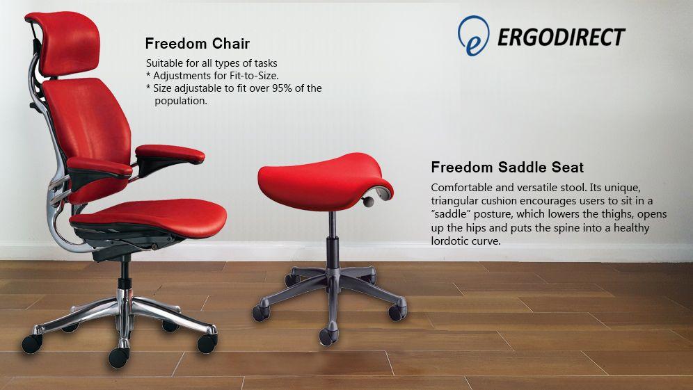 Stunning Ergonomics Freedom Chair And Saddle Seat Are Ideal Companions Ergonomic Chair Ergonomic Stool Seating