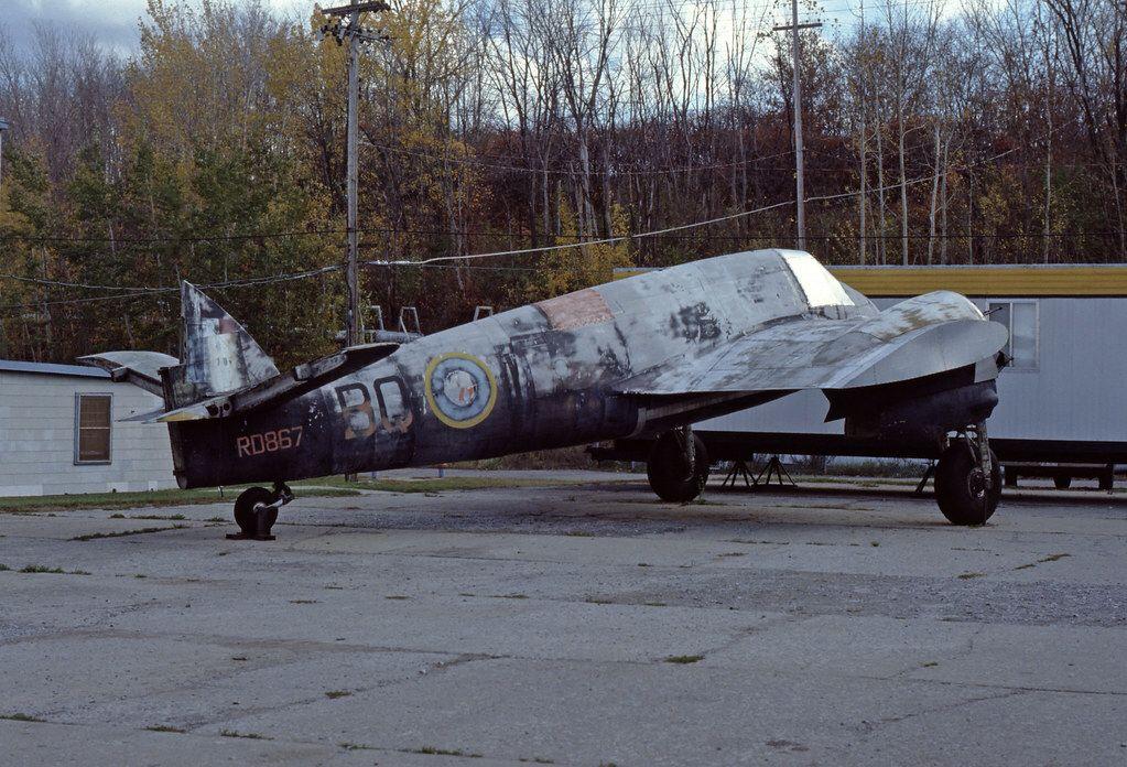 Avro Canada VZ9AV Avrocar in the Research & Development