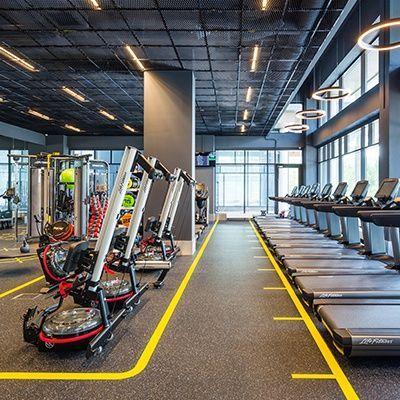 wwwarthomegarden  gym interior gym design gym lighting