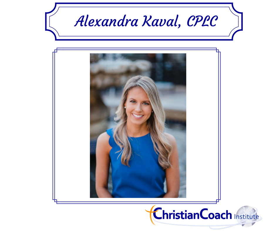 Alexandra Kaval, CPLC   Blog coaching