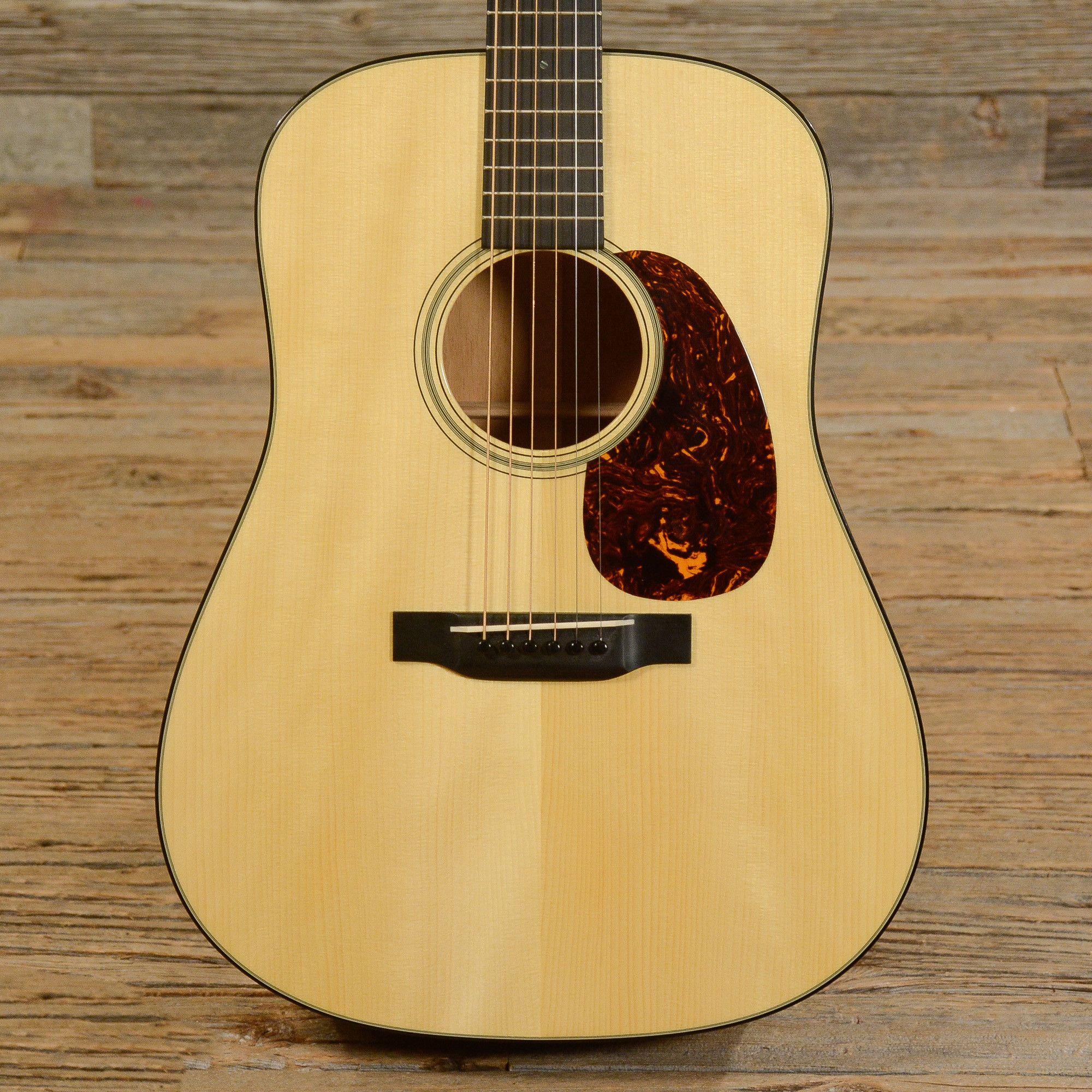 Martin D-18 Golden Era Dreadnought Acoustic 2012 (s262)