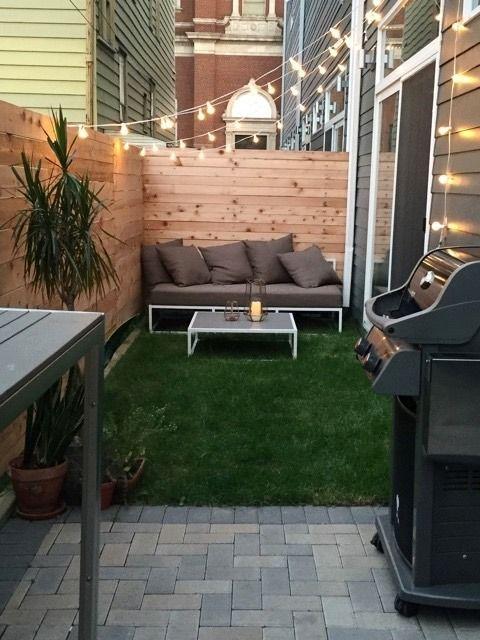 Aménager une terrasse quand on habite en ville