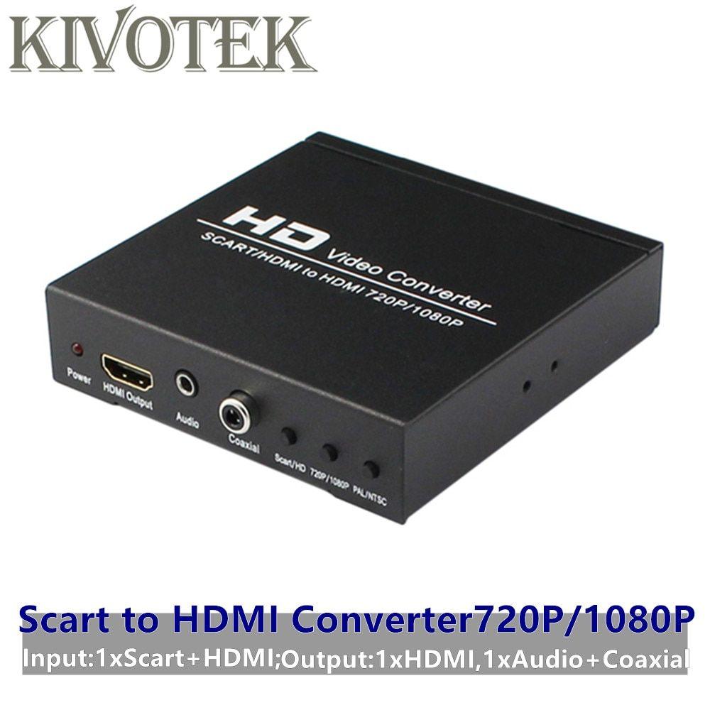 Mehr Computer Kabel Und Steckverbinder Informationen Uber Scart Auf Hdmi Konverter Adapter Upscaler Scart Hdmi Zu Volle Hdmi1080p Au Hdmi Converter Adapter