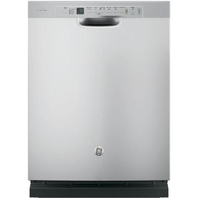 Ge Profile Front Control Dishwasher In
