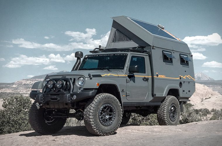 This Jeep Camper Conversion Is A Off Road Masterpiece American