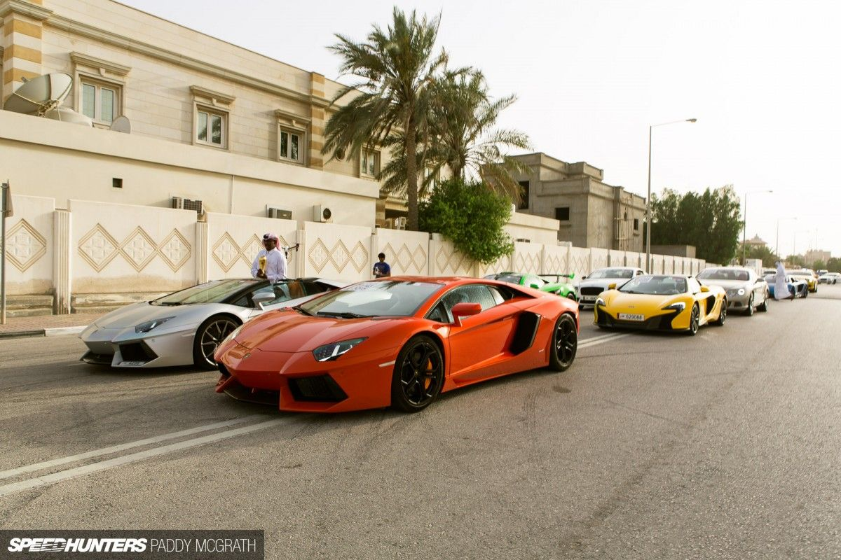 Lamborghini Gang In Qatar Cars Pinterest Cars Dream Cars And