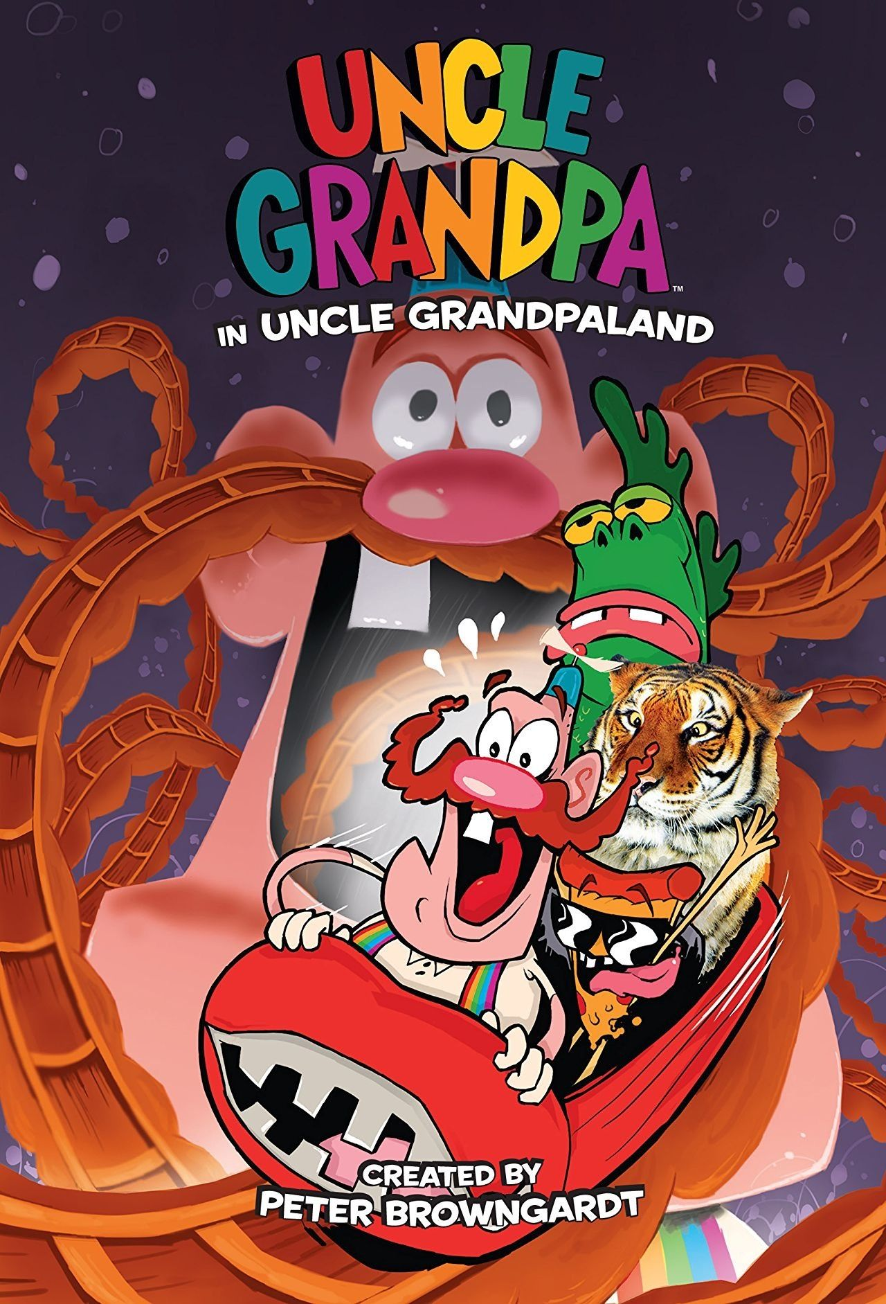 Pin By Natalie Medard The Leader Tom On Uncle Grandpa 2013 Uncle Grandpa Uncle Grandpa Cartoon Grandpa