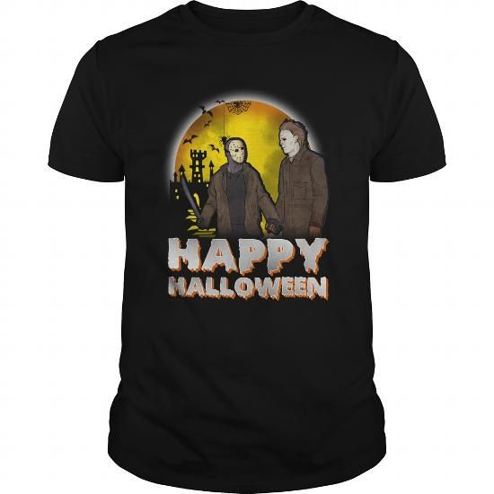 Jason and Michael Halloween T-Shirts  Hoodies TEERACER SHIRTS - halloween michaels