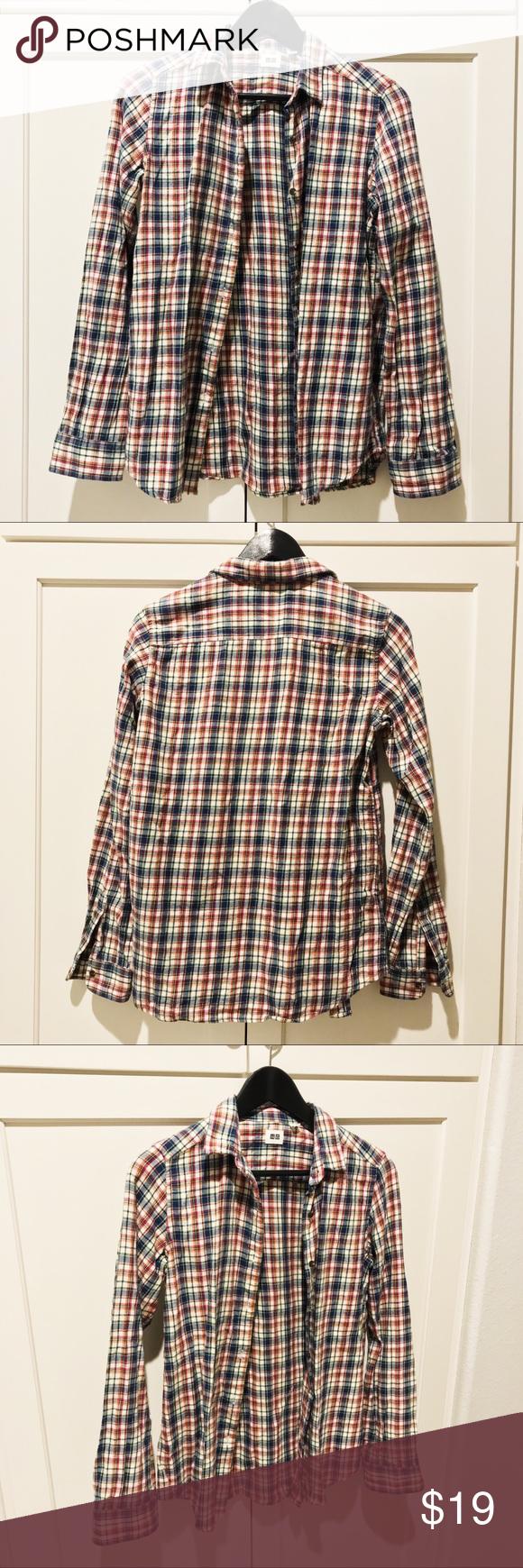 Uniqlo flannel jacket  UNIQLO Flannel  My Posh Closet  Pinterest  Uniqlo Flannels and