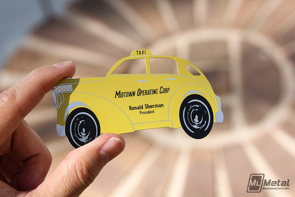 15+ Business Card Designs for Taxi Business | Taxi, Business cards ...