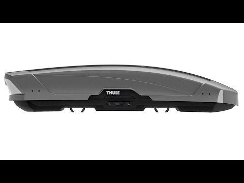 Motion Xt L Roof Box Thule Installation