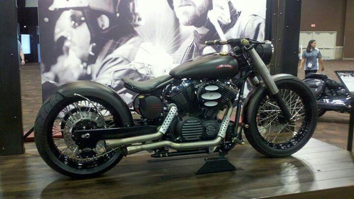 Custom Yamaha Bolt Bobber Bikes Chopper Motorcycle Vintage Motorcycles Old