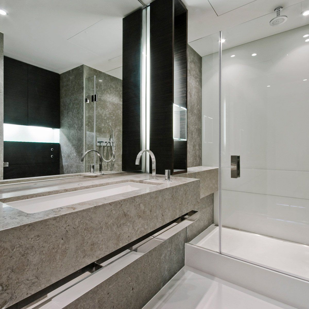 master bathroom ideas for a small space  small master