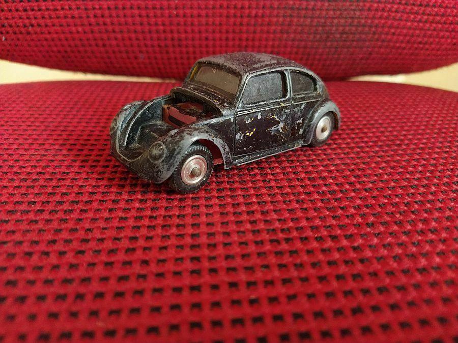 Vintage Gamda Koor Sabra Israel Volkswagen Diecast Car Parts or Restoration Rare