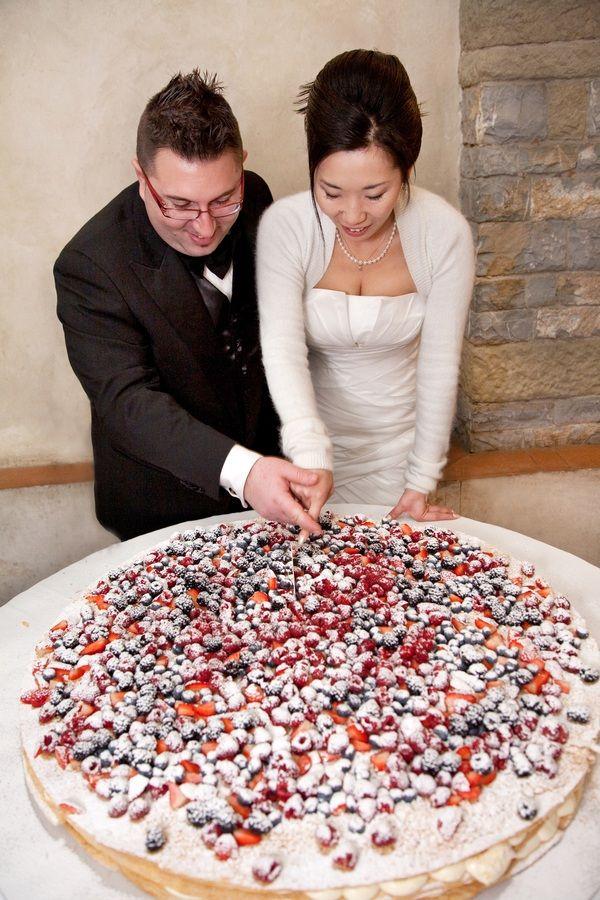 Meri Nicola Ein Japanisch Italienischer Hochzeitstraum Mit