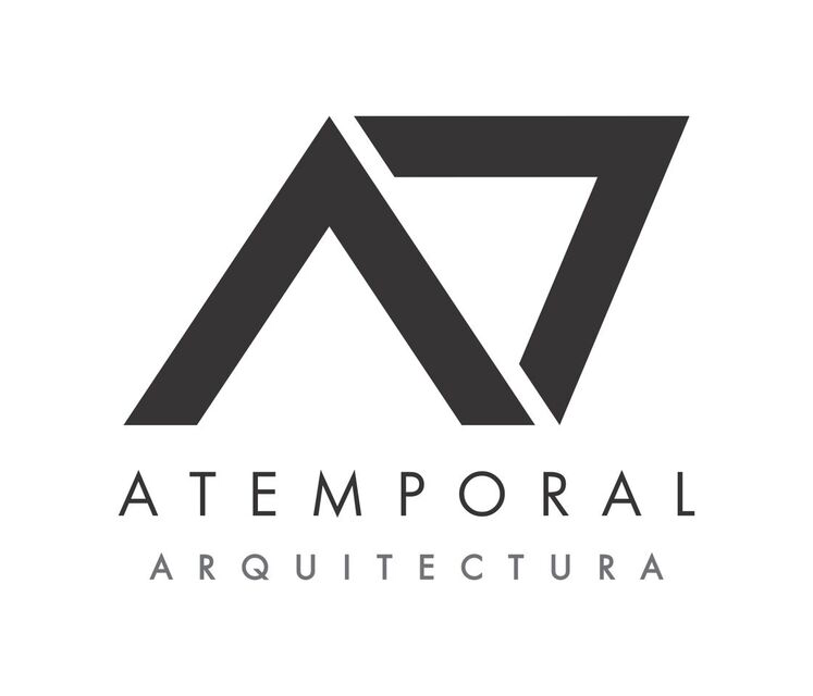 isotipo atemporal arquitectura logo brandig
