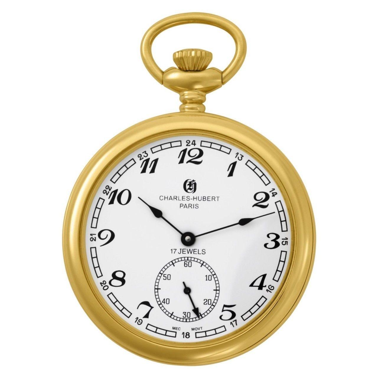 pocket watch emporium charles hubert 3756 ga railroad
