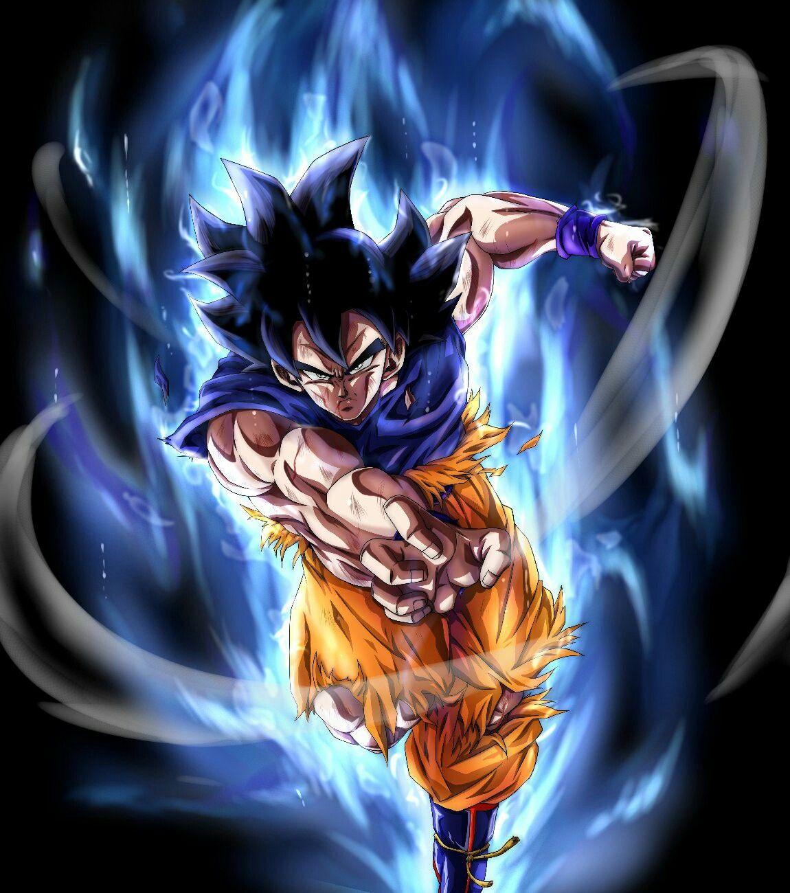 Pin Von Elliejohns Auf Son Goku Bilder Dragon Ball Anime Hintergrundbilder