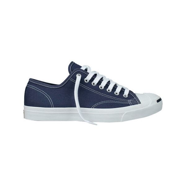 1e3295e7c071 Converse Jack Purcell Jack Ox Canvas Sneaker ( 65) ❤ liked on Polyvore  featuring shoes