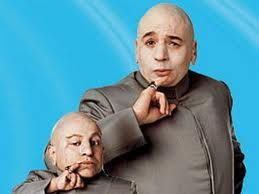 Dr Evil Mini Me Hard Knock Life Dvd Version Evil Doctor Austin Powers Sketch Comedy