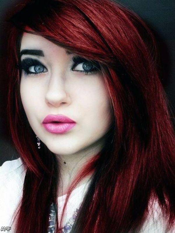 Copper Red Hair Color Dye 2015 2016 Fashion Trends 2014 2015