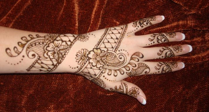 Mehndi Free Hand : Stylish amelia mehndi designs images collection for full hand