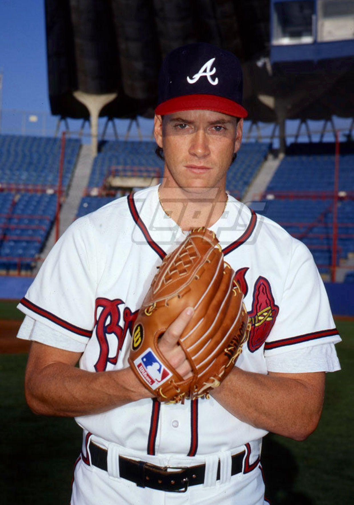 Tom Glavine Atlanta Braves Braves Baseball Atlanta Braves Atlanta Braves Baseball