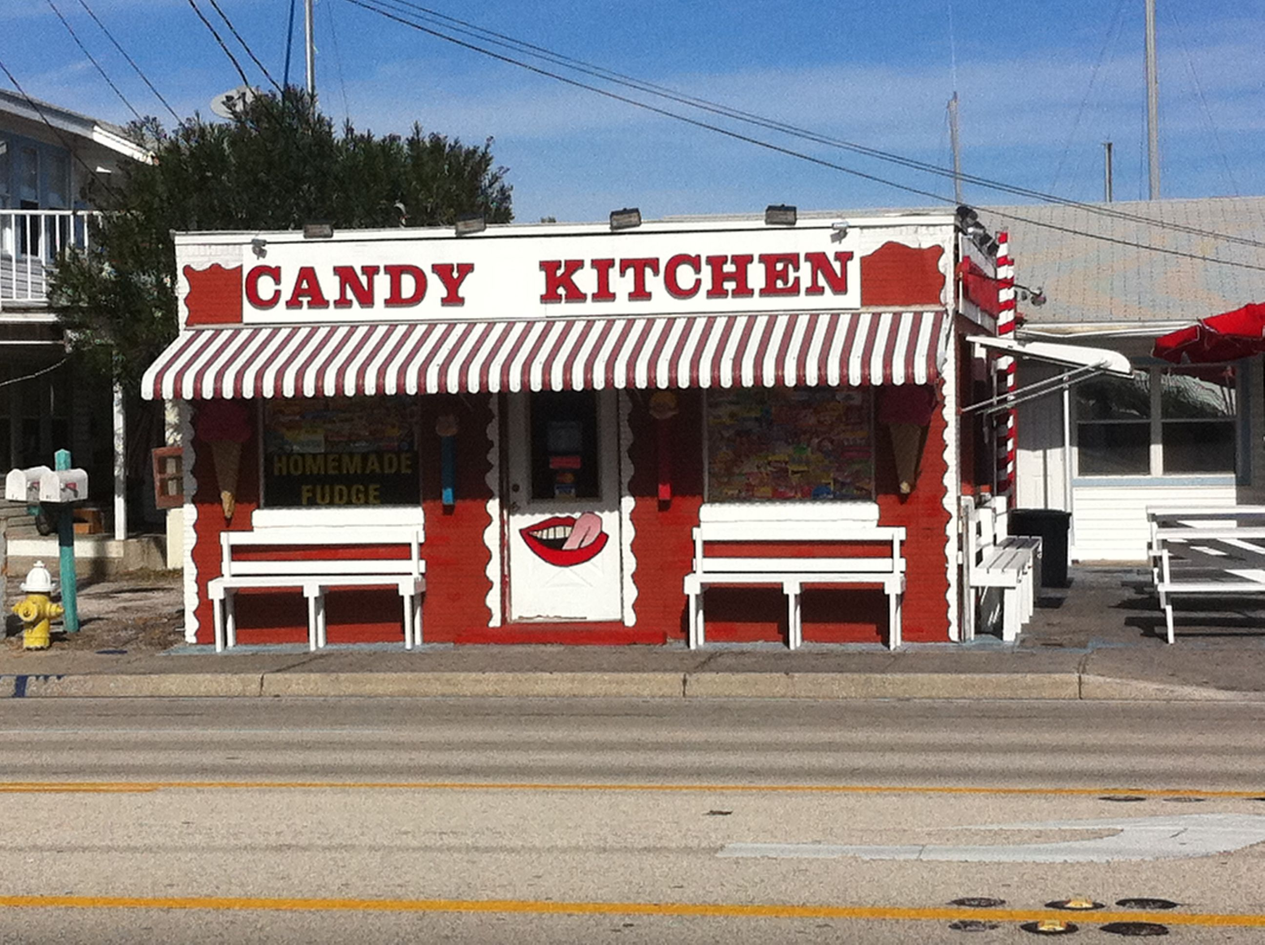 candy kitchen in business since 1937 this old fashioned candy