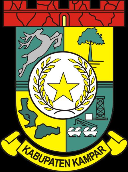 Berkas Lambang Kabupaten Kampar Png Wikipedia Bahasa Indonesia Ensiklopedia Bebas Indonesia Gambar Bahasa Indonesia