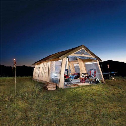 Northpole Front Porch 10-person Tent 12u0027 X 18u0027 - Vacation Home by & Northpole Front Porch 10-person Tent 12u0027 X 18u0027 - Vacation Home by ...