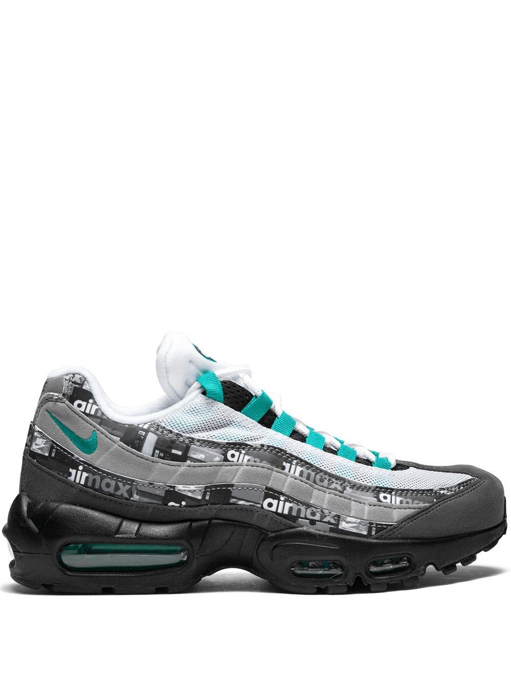 Air Max 95 Prnt Sneakers Nike Air Max Nike Air Air Max Sneakers
