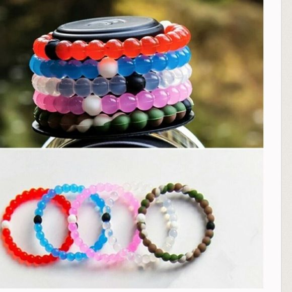Pick 3 lokai bracelet any size Any color Brand new price firm Lokai Jewelry Bracelets