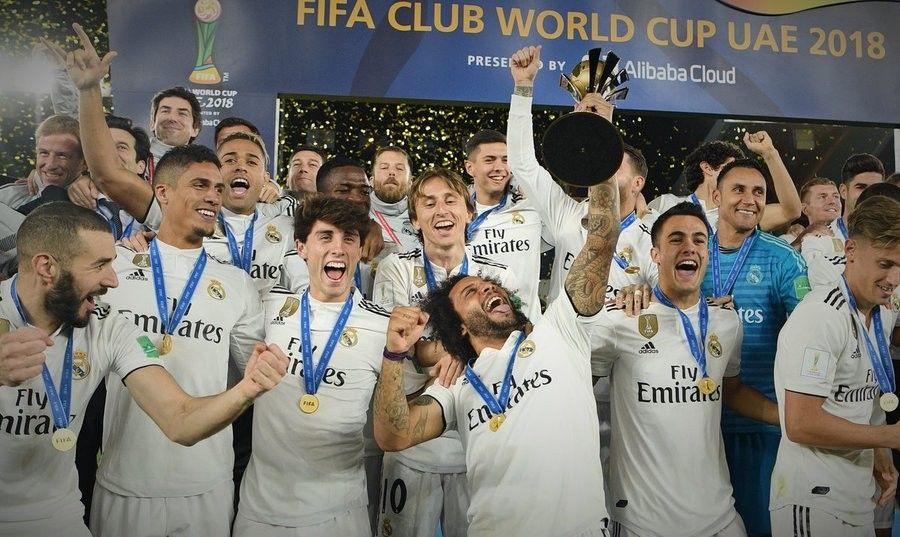 realmadrid halamadrid 'World Champions' ️ FIFA