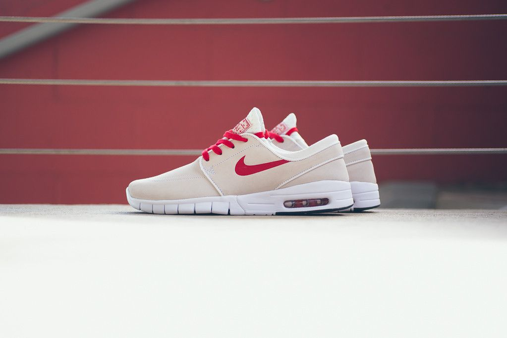 Nike SB Stefan Janoski Max Suede