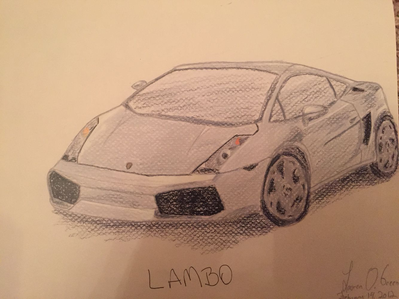 My art a long time ago