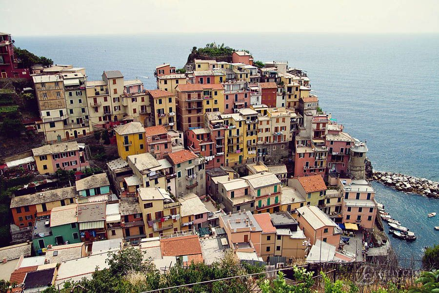 Cinque Terre- on my list