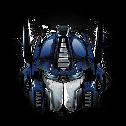 Prime Transformers T-Shirt  #optimus #prime #transformers #tshirt #art