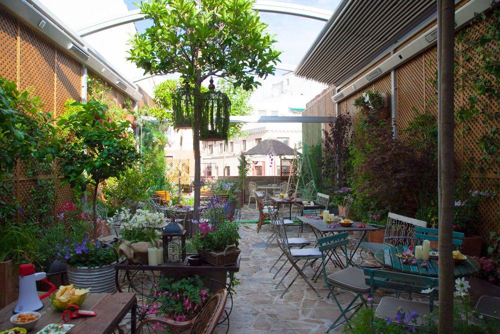 Jardines De Invierno Coffee Shop Jardines Jardín De