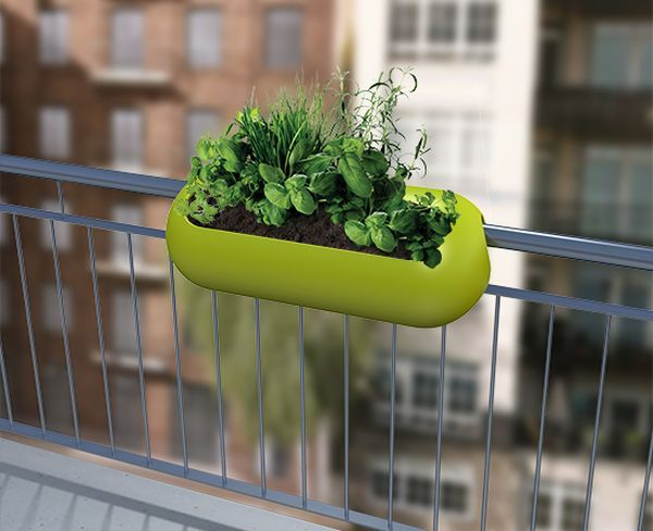 Rail Planters On Pinterest Planters Crate And Barrel