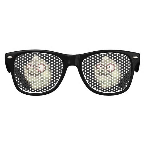 Halloween Monster Kids Party Shades