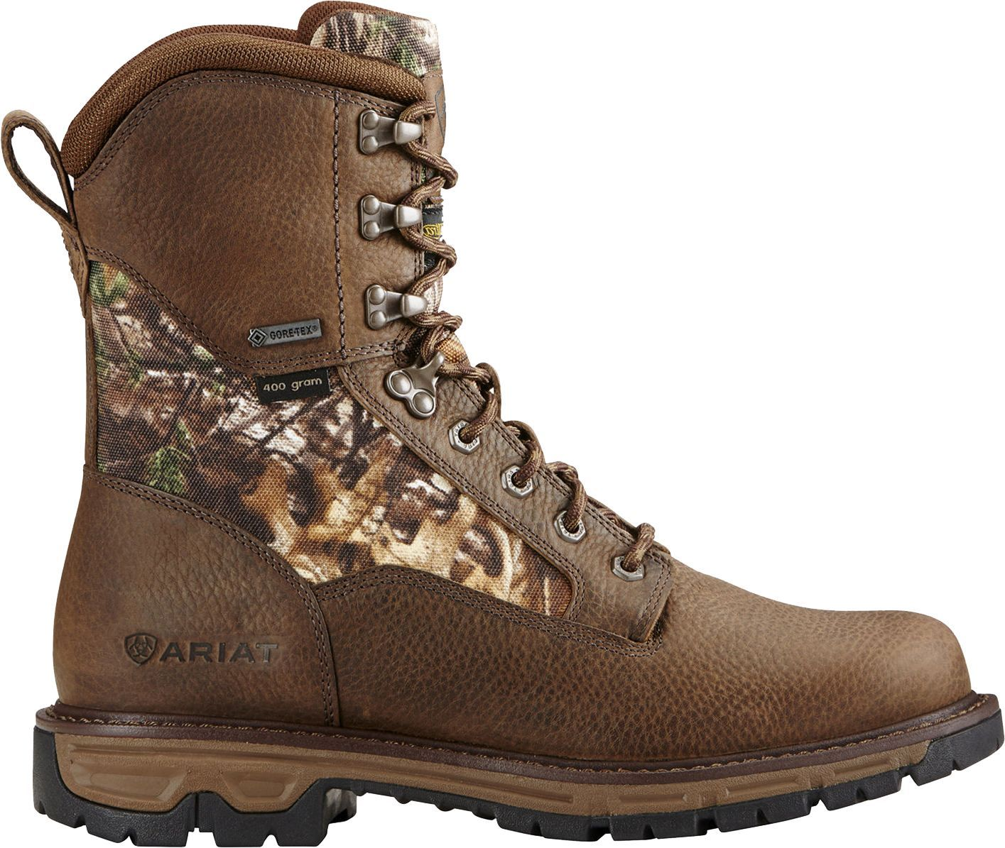 9bfcecc66a2 Ariat Men's Conquest Round Toe 8'' 400g GTX Hunting Boots | Products ...