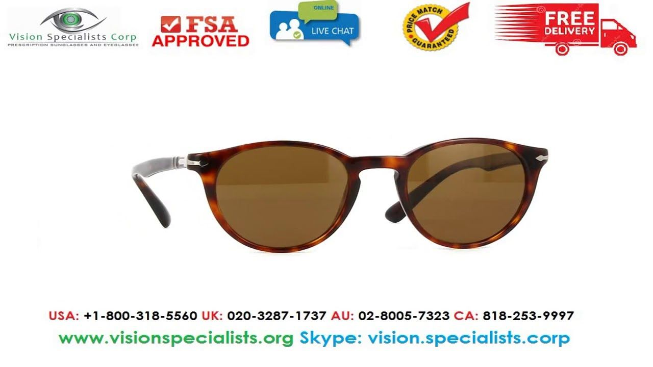866ce66882 Persol 3152S 901557 Polarised Sunglasses