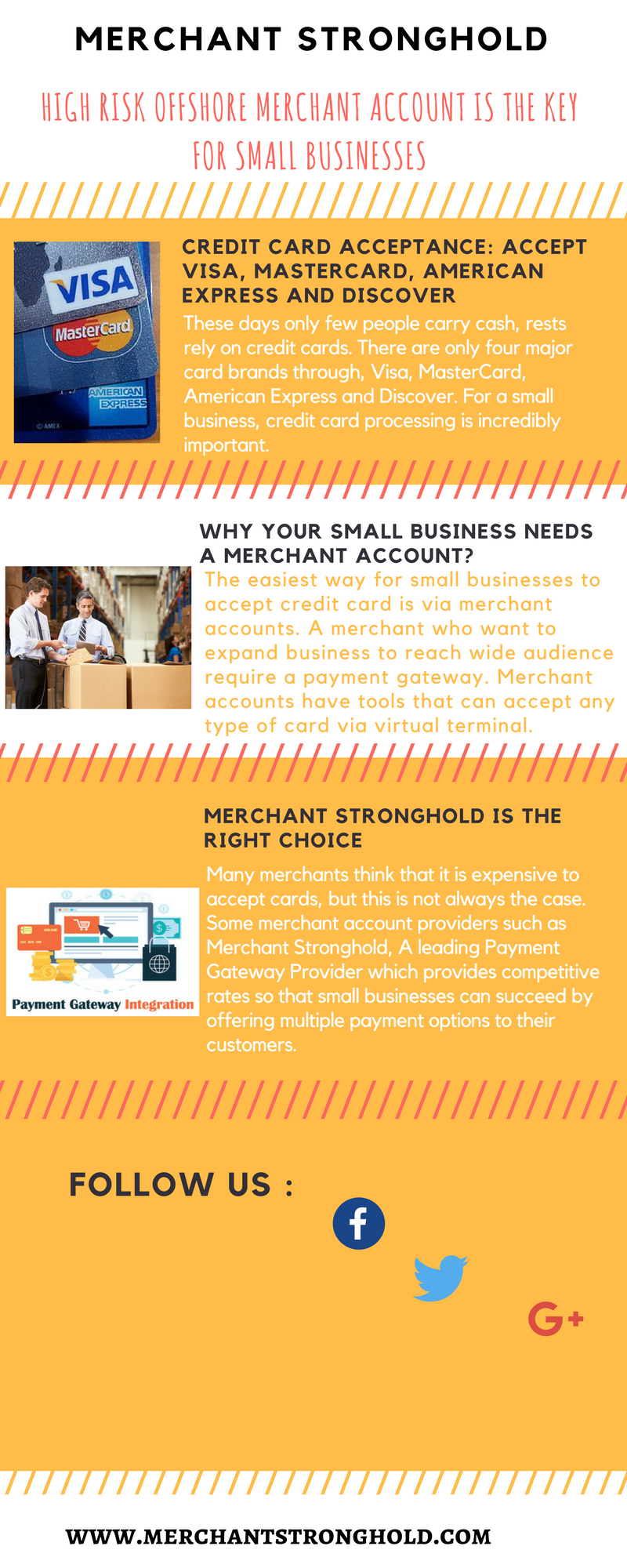 You need a merchant account to succeed if you are a small business ...
