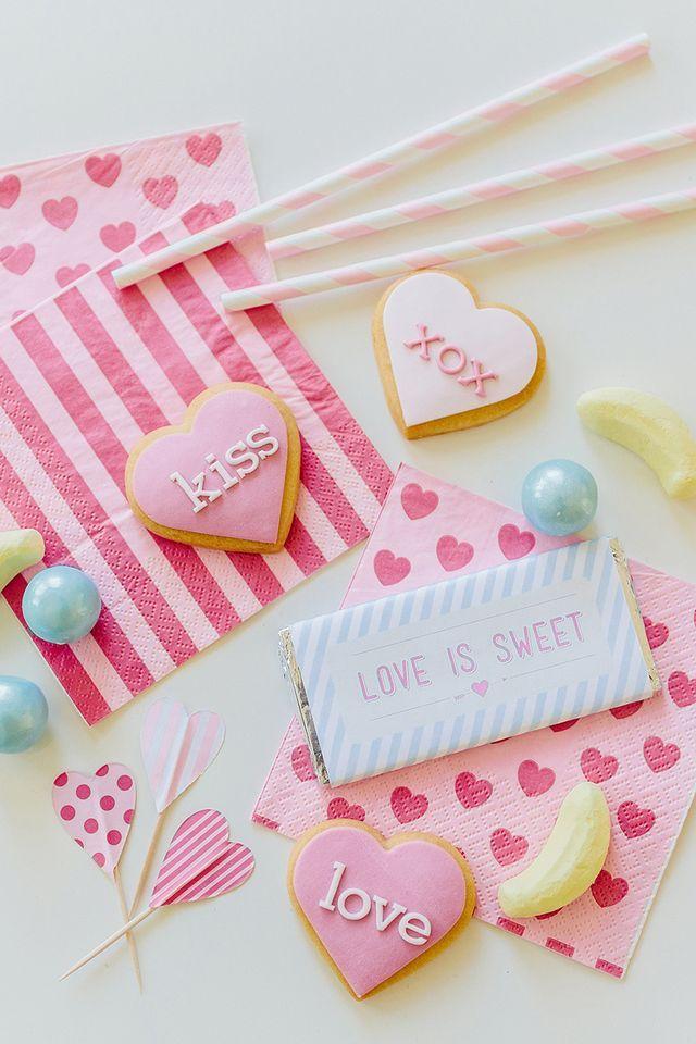 50 Best Valentines Day Design inspiration for you | Inspiration ...