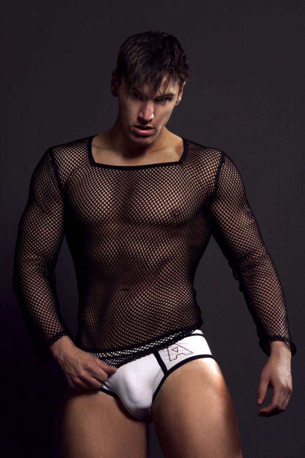Sexy men's clothing