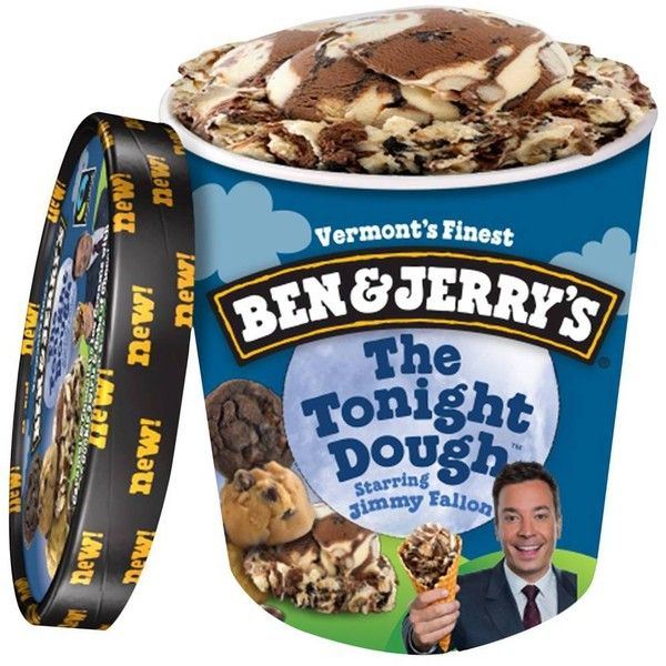 Ben Jerry S The Tonight Doughtm Ice Cream 16 Oz 25 Liked On Polyvore Featuring Food Ben And Jerrys Ice Cream Ben Jerry S Ice Cream